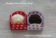 A sweet gift for valentine's day Happy Valentines Day, Valentine Day Gifts, Special Occasion, Sweet Treats, Sweets, Happy Valentines Day Wishes, Candy, Valentine Gifts