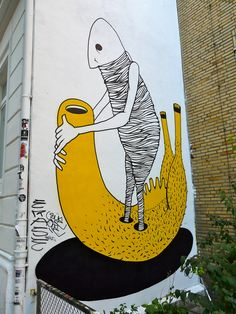 Street Art - Hamburg - Germany