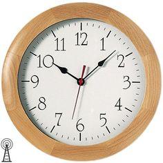 Funk-Wanduhr AMS Uhrenfabrik http://www.amazon.de/dp/B001J3NXD8/?m=AMWB9IWQTFGZU