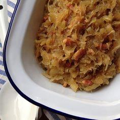 weltbestes ofengeschmortes Sauerkraut
