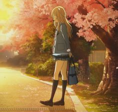Shigatsu wa Kimi no Uso Episode 02 Review » KONSEPTUAL