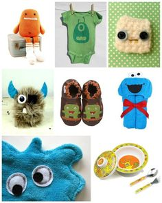 I like everything except the cookie monster towel thing...