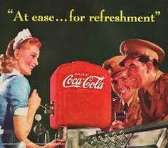 Resultado de imagem para coca cola old ads