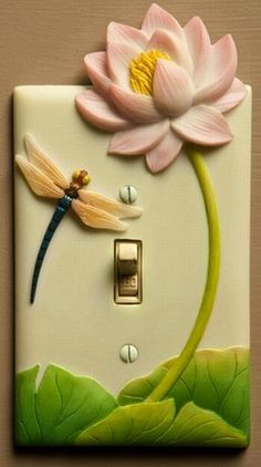 Fimo t how to decorate builder grade light switch plates Buying Children's Clothing Online Article B Diy Fimo, Fimo Clay, Polymer Clay Projects, Polymer Clay Creations, Polymer Clay Art, Polymer Clay Jewelry, Clay Art Projects, Polymer Clay Flowers, Resin Art