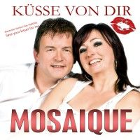 """Mosaique - """"Küsse von dir"""", german cover version of """"Save Your Kisses For Me"""", the winning song of the Eurovision Song Contest 1976 by Brotherhood of Man for the United Kingdom"""
