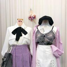 แฟชั่นสไตล์เกาหลี ต้อนรับฤดูใบไม้ร่วง สายเกาต้องเลิฟ Ulzzang Fashion, Korean Fashion, Shopping Spree, Fashion Sets, Vintage, Outfits, Style, K Fashion, Swag