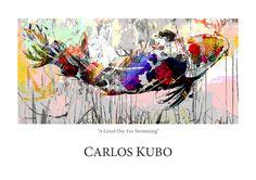 Carlos Kubo gravuras