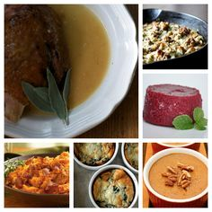 Our Grain-Free Thanksgiving Menu | Food Renegade