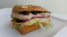 Honey oat bread- Subway sandwish