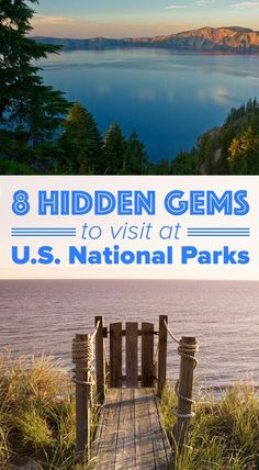 These hidden gems at national parks in the U.S. are perfect for relaxing this summer.