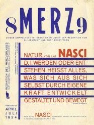 Kurt Schitters - Merz Dadaïsme