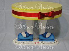 bandejas para festa - Pesquisa Google Cake And Cupcake Stand, Party Props, Diy Cake, Disney Crafts, Snow White, Candy, My Favorite Things, Princesas Disney, Decorations
