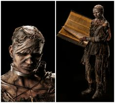 Syfy Face Off Season 5 Episode 2 - Future Frankenstein - Spotlight Challenge - Tate, RJ & Lyma 1