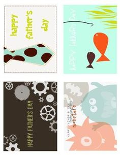 Father's Day Printables by Julie Lopez