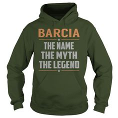 BARCIA The Name The Myth The Legend Name Shirts #gift #ideas #Popular #Everything #Videos #Shop #Animals #pets #Architecture #Art #Cars #motorcycles #Celebrities #DIY #crafts #Design #Education #Entertainment #Food #drink #Gardening #Geek #Hair #beauty #Health #fitness #History #Holidays #events #Home decor #Humor #Illustrations #posters #Kids #parenting #Men #Outdoors #Photography #Products #Quotes #Science #nature #Sports #Tattoos #Technology #Travel #Weddings #Women