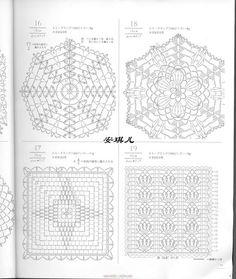 Lacework Mini-Doily 100 Asahi - Lita Zeta - Picasa Web Albums