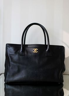 perfect work bag #chanel