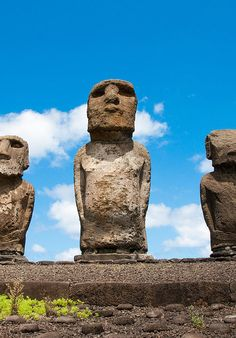 Easter Island, Chile – Natural Beauty in South America