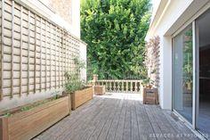 Paris : Duplex terrasse comme une maison