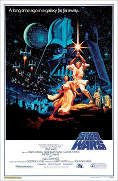 Star Wars: Episode IV - A New Hope - 1977 - George Lucas - Harrison Ford - Mark Hamill - Carrie Fisher