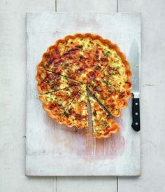 Avoid a soggy bottom with Mary Berry's Leek and Stilton Quiche recipe from her new BBC series, Classic. Despite a long cooking time, it can be broken down into easy stages: cooking the base first, leaving to cool and filling later. This irresistible tart is perfect for a weekend picnic and can double up as Monday's lunch. #maryberry #lunchrecipe #classic