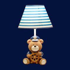 49.73$  Watch here - http://alidol.worldwells.pw/go.php?t=32775652806 - Children Room Captain Bear Led E14 Wood Desk Lamp Study Lamp 110V-220V Led Desk Lamp Child Switch Button Led Bedside Lamp