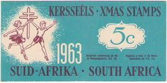 1963 5c CHRISTMAS BOOKLET COMPLETE