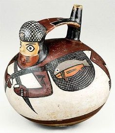 ceramica nazca - Buscar con Google