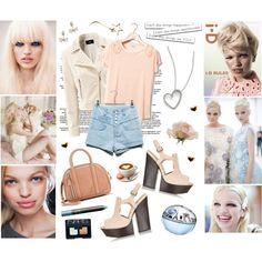 Lovely Girl, created by elske88 on Polyvore