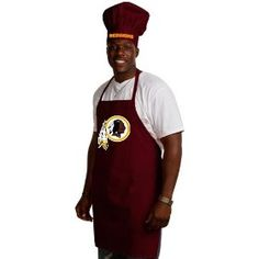 Redskins Chef Apron
