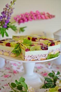 Sweet Recipes, Cake Recipes, Dessert Recipes, Desserts, Polish Recipes, Food Cakes, Cute Cakes, Something Sweet, Cake Cookies