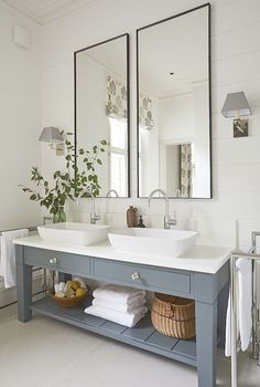 Bathroom Decor Natur