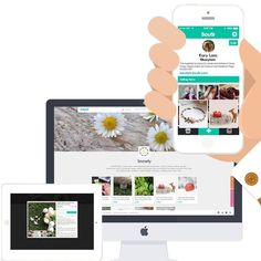 Create your #responsivedesign #shopwebsite with #boutir. Click the link on our profile to download the #freeapp Online Store Builder, Shopping Websites, Create Yourself, Free Apps, Profile, Link, Instagram Posts, User Profile