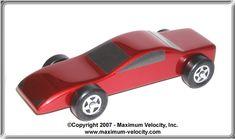 Printable Pinewood Derby Patterns | Pinewood Derby Car Design