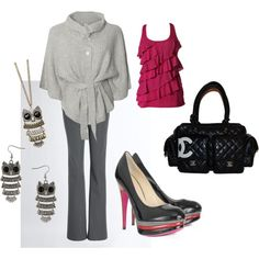 Raspberry pop, created by shauna-rogers.polyvore.com
