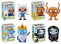 Adventure Time vinyl toys by jdougherty50943
