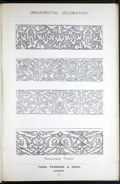 A few suggestions for ornamental decoration : a...