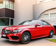 Mercedes Benz c-Class World car of the year
