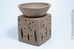 Ceramic Oil Burner/Ceramic Oli Warmer Dolphin by BlossomMintShop, $18.99