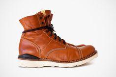visvim Virgil Cantor-Folk Boots