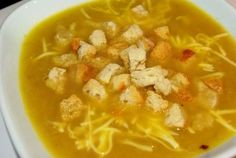 Sopa de cebolla depurativa