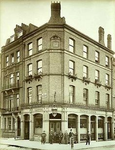 The Crown, 12A Old Cavendish Street, Marylebone (c) English Heritage. NMR Reference Number: BL06337
