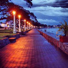 Dumaguete City in Negros Oriental, Negros Oriental