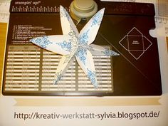 Sylvia's-Kreativ-Werkstatt Sylvia Michael unabhängige Stampin'Up! Demonstratorin Kreativ Werkstatt: Neue Idee mit dem Envelope Punsch Bord -...