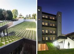 DM2 Housing Project by OODA architects >>> http://landarchs.com/stylish-green-roof-made-cars/