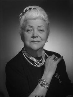 Nina Ricci en 1950
