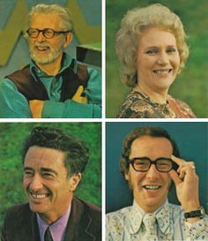 "team of presenters : Jack Hargreaves (I loved ""Out of Town"") , Bunty James, Jon Miller, Fred Dinenage. 1970s Childhood, My Childhood Memories, Childhood Images, Jon Miller, Kids Tv, Old Tv Shows, Vintage Tv, Teenage Years, Classic Tv"