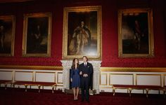 Clarence House Announce The Engagement Of Prince William To Kate Middleton Stock Pictures, Royalty-free Photos & Images Prince George Alexander Louis, Prince William And Catherine, William Kate, People's Court, St James's Palace, Clarence House, Kate Middleton Photos, Royal Engagement, Princess Kate
