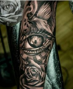 Need eyes tattoos