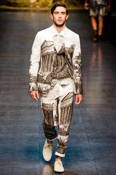 Menswear trends for SS14: #Print is still big